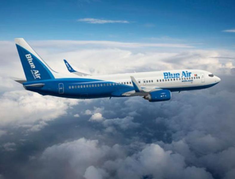 Cursa Blue Air București – Madrid care trebuia să plece vineri spre capitala Spaniei, a fost amânată din nou