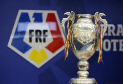 Tragerea la sorți a optimilor Cupei României va avea loc mâine, la ora 12