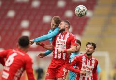 S-au stabilit meciurile din optimile Cupei României la fotbal