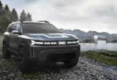 Dacia și-a prezentat noul SUV