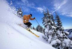 Liber la schi în Bulgaria