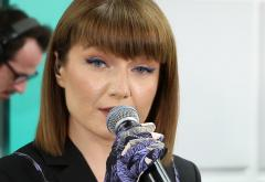 Premieră live: Alexandra Ungureanu, în studio la ZU