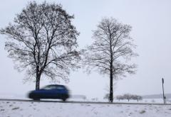 Drum inchis in județul Galați