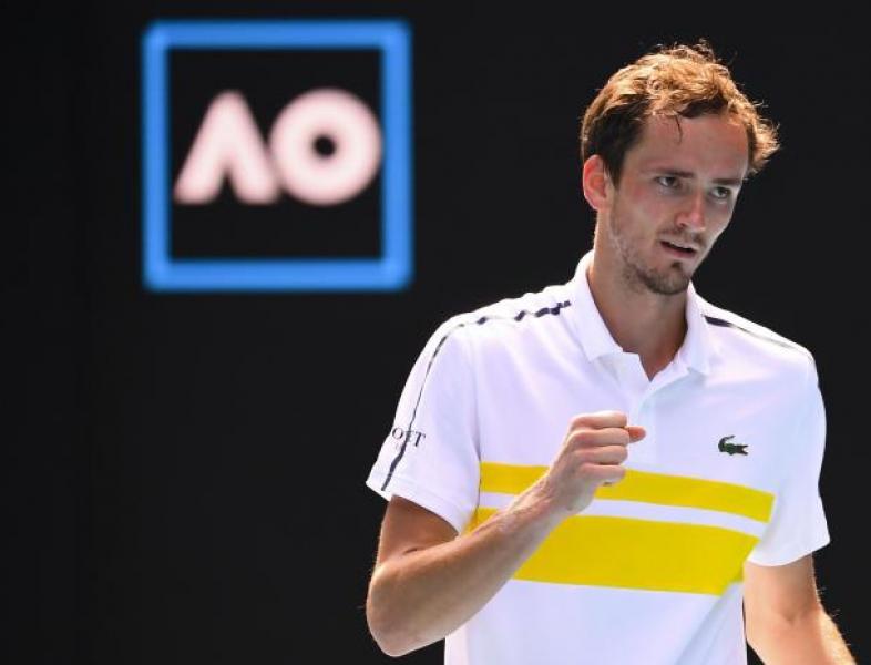 S-a stabilit și finala masculină de la Australian Open