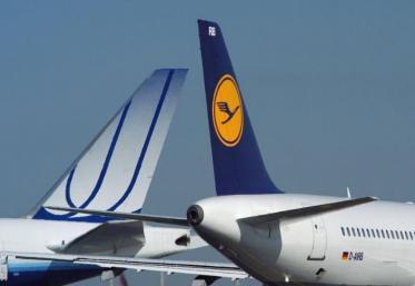 Lufthansa zboară din nou între aeroporturile Cluj-Napoca si Frankfurt