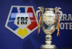 Încep meciurile din semifinalele Cupei României