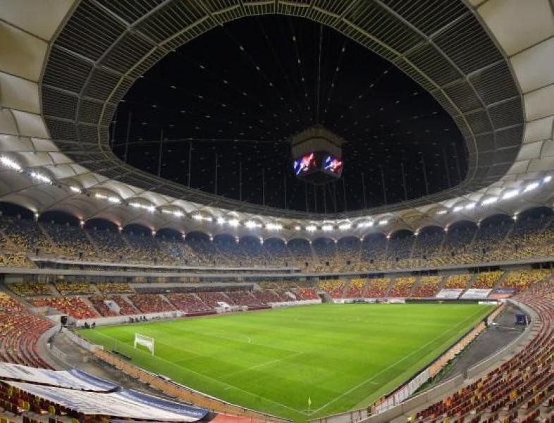 Euro 2020 se va desfășura cu spectatori în tribunele Arenei Naționale
