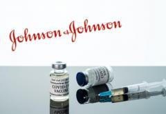 Johnson & Johnson incetineste ritmul de livrare a vaccinului anti-COVID