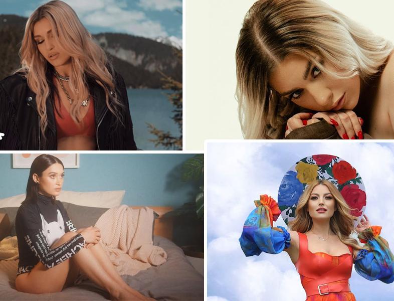 ASCULTĂ: Toate piesele lansate de artiștii români în luna mai 2021