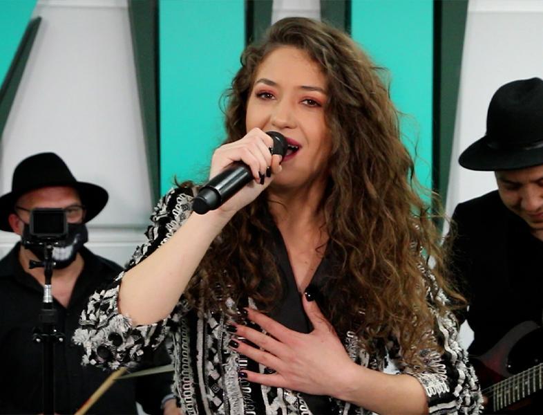 Carmen Chindriș și Taraful Rutenilor, live la ZU cu cele mai iubite piese ale lor