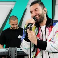 """Noi doi și noaptea"", live la Morning ZU"