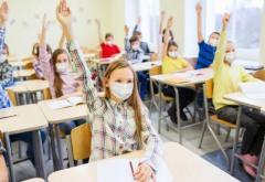 Elevii vor afla în fiecare zi de vineri cum vor învăța în săptămâna următoare, online sau tradițional