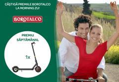Câștigă premiile verii de la Borotalco