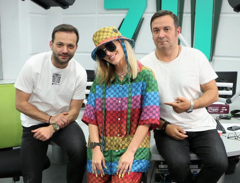 """""""Racheta"""", cea mai nouă piesă a Deliei, s-a auzit pentru prima dată live la ZU"""