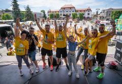 """Peste 150 de români au alergat alături de Mihai Morar și de Radio ZU în """"Mișcarea ZU. Mișcarea pentru Mișcare"""""""