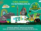 Radioaventura, turul României cu Autorulota ZU. URMĂREȘTE CĂLĂTORIA!