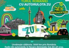 Începe RADIOAVENTURA! Matinalii de la ZU fac turul României cu autorulota