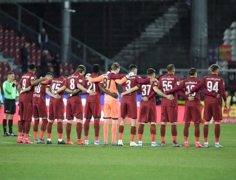 CFR Cluj joacă azi în turul doi preliminar al Ligii Campionilor