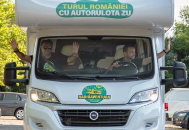 A doua zi în RADIOAVENTURA: Toate drumurile duc la Iași