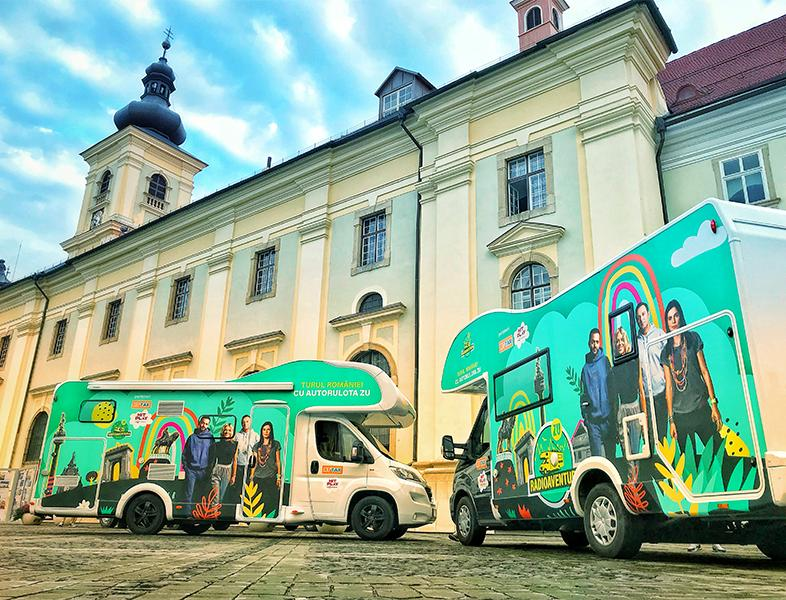 RADIOAVENTURA: Morning ZU, live din Sibiu