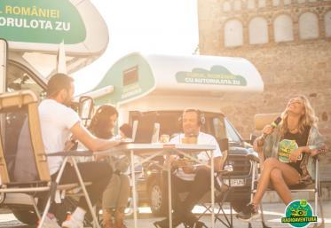 Video: A 4-a zi în RADIOAVENTURA, turul României cu autorulota ZU