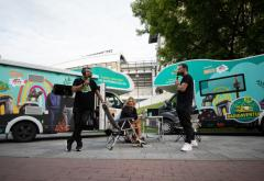 Video: A 5-a zi în RADIOAVENTURA, turul României cu autorulota ZU