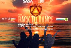 Radio ZU și SAGA prezintă BACK TO DANCE. Hai la party!