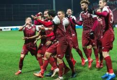 CFR Cluj joacă diseară pentru calificarea în ultimul tur preliminar al Ligii Campionilor