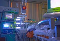 Spitalele încep să rămână fără locuri la ATI