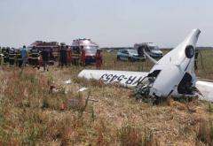 Accident aviatic lângă București