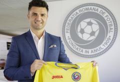 FRF a numit selecționer nou la naționala de fotbal sub 21 de ani