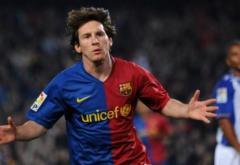 Messi semnează azi cu PSG