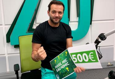 """S-a jucat """"MARE, MIC sau NIMIC"""". Mihai Morar a dat 500 de euro în Morning ZU"""
