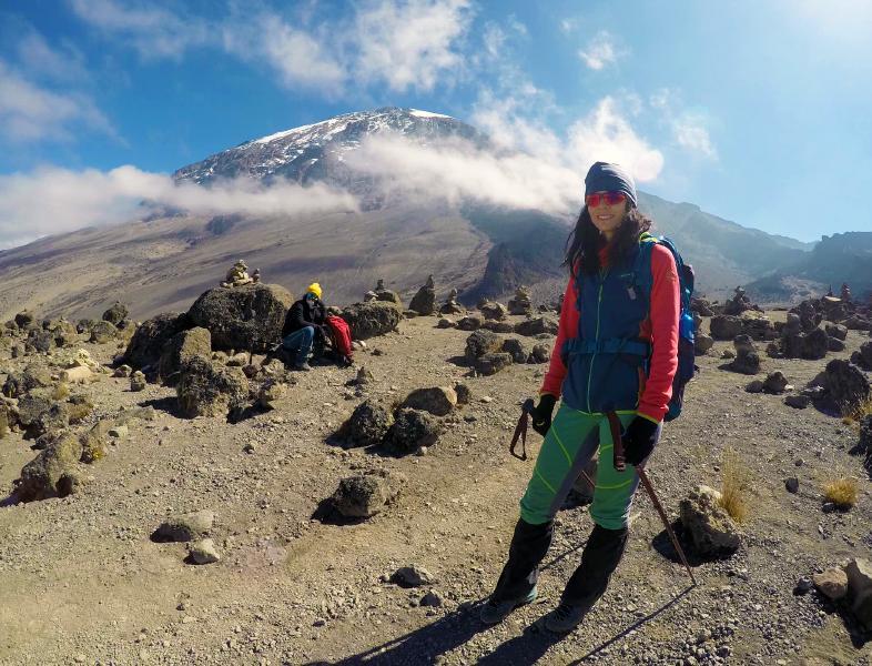 Tea Teodorescu, de la știrile Radio ZU până în Vârful lui Kilimanjaro