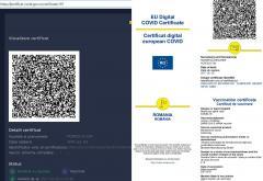 Devine obligatoriu certificatul verde în Romania
