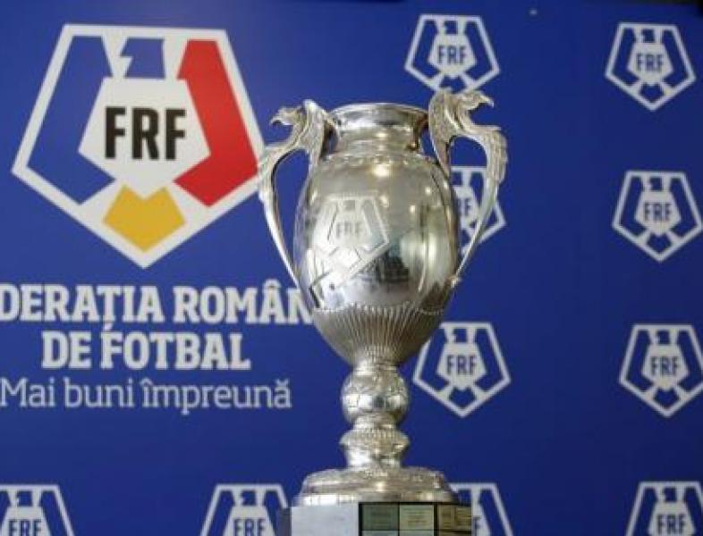 S-au stabilit șaisprezecimile Cupei României