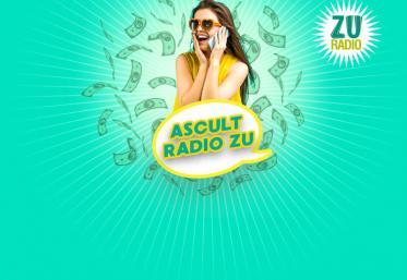 """1000 de Euro au plecat astăzi de la ZU în cadrul concursului """"Ascult Radio ZU"""""""