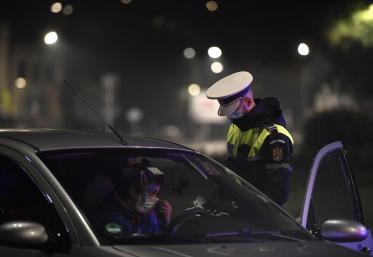Controalele de noapte mai severe în București