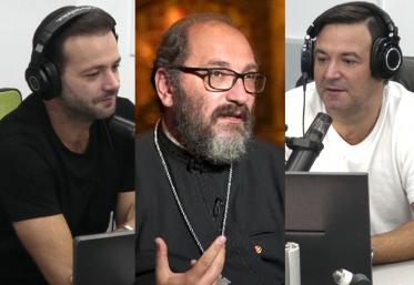 """#CurajRomânia, cu Părintele Constantin Necula - """"Lucrurile fragile se țin împreună!"""""""