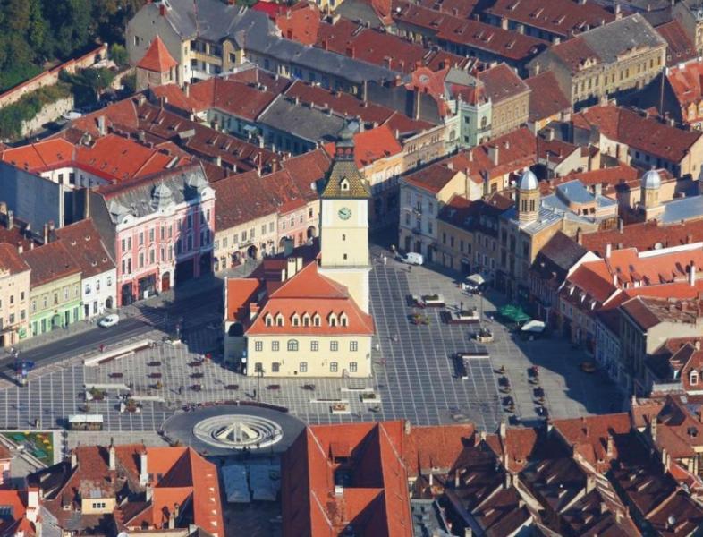 Carantină de noapte în orașul Brașov