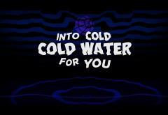 Major Lazer feat. Justin Bieber & MØ - Cold Water | LYRIC VIDEO