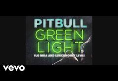 Pitbull ft. Flo Rida, LunchMoney Lewis - Greenlight | Lyric Video