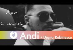 Andi feat. Diana Rubinescu - Nu scapi de ce ti-e frica | LYRIC VIDEO