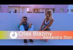 Criss Blaziny feat. Alexandra Stan - Au gust zilele | VIDEOCLIP