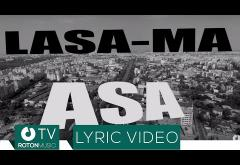Akcent - Lasa-ma asa | LYRIC VIDEO