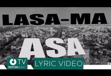 Akcent - Lasa-ma asa | LYRIC VIDEO
