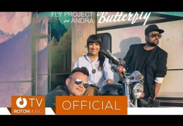 Fly Project feat. Andra - Butterfly | VIDEOCLIP