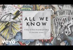 The Chainsmokers - All We Know (ft. Phoebe Ryan)   PIESĂ NOUĂ