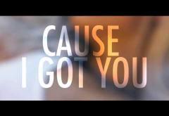 Bebe Rexha - I Got You | LYRIC VIDEO
