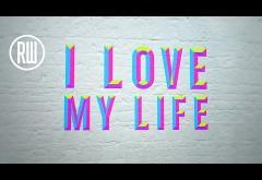 Robbie Williams - Love My Life | LYRIC VIDEO